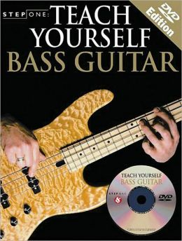 Teach Yourself Bass Guitar with DVD