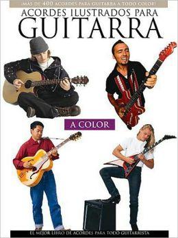 Acordes Ilustrados para Guitarra