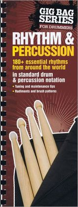 Gig Bag Book of Rhythm & Percussion