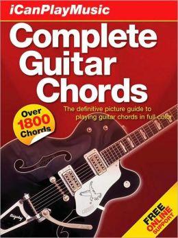 iCanPlayMusic 1800 Guitar Chords