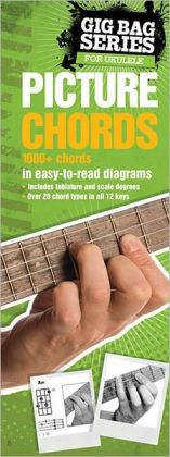 Ukulele Gig Bag Book of Chords