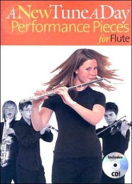 New Tune Day Performance Pieces Flute