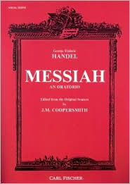 Messiah: Complete Oratorio: (Vocal Score)