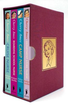 Cherry Ames Boxed Set 9-12