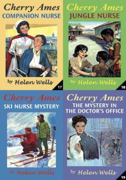 Cherry Ames Boxed Set (17-20)