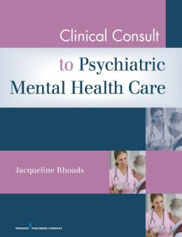 Clinical Consult for Psychiatric Mental Health Care