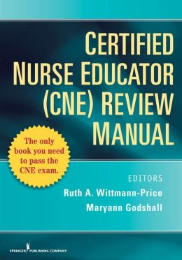 Certified Nurse Educator (CNE) Review Manual