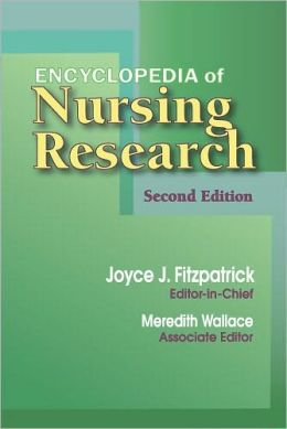Encyclopedia of Nursing Research: Second Edition