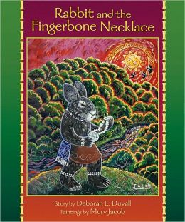 Rabbit and the Fingerbone Necklace
