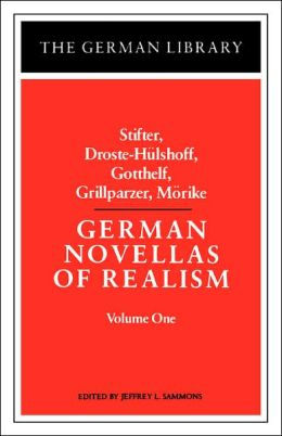 German Novellas Of Realism, I