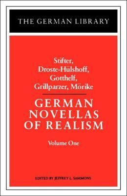 German Novellas Of Realism, I
