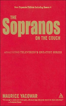 The Sopranos on the Couch: Analyzing Television's Greatest Series