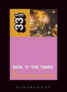 Prince's Sign 'O' the Times
