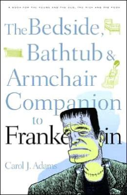 Bedside, Bathtub & Armchair Companion to Frankenstein