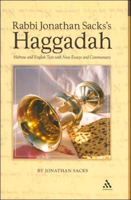Rabbi Jonathan Sacks's Haggadah