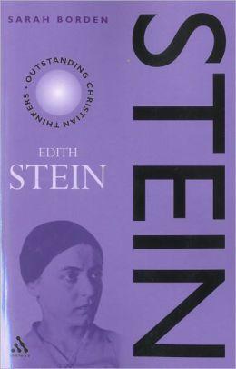 Stein: Edith Stein