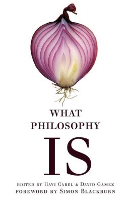 What Philosophy Is