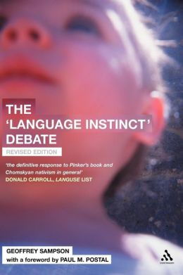'Language Instinct' Debate