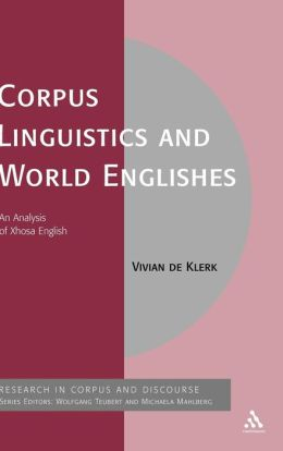 Corpus Linguistics And World Englishes