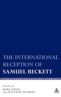 The International Reception of Samuel Beckett