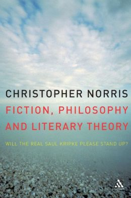 Fiction, Philosophy and Literary Theory: Will the Real Saul Kripke Please Stand Up?