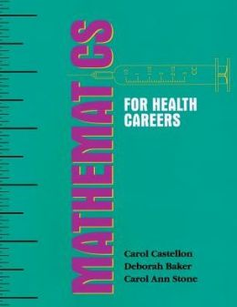 Mathematics for Health Careers