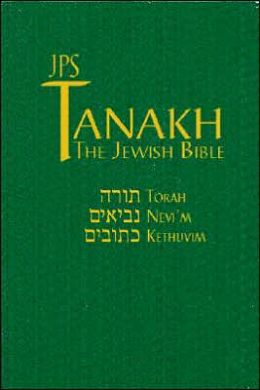 Tanakh: The Holy Scriptures (Green Leather Binding) by ...