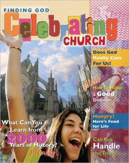 Celebrating Church: Grade 8 Young People's Book