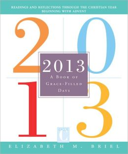 2013: A Book of Grace-Filled Days