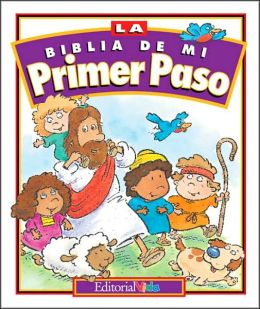 Biblia de Mi Primer Paso, La Zondervan