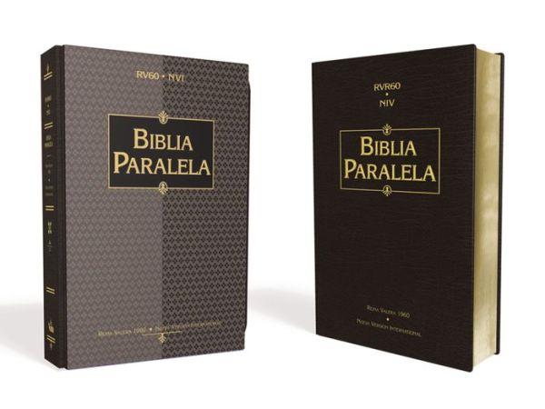 NVI/RVR 1960 Biblia Paralela: Nueva Version Internacional y Reina-Valera 1960, tela (Parallel Bible)