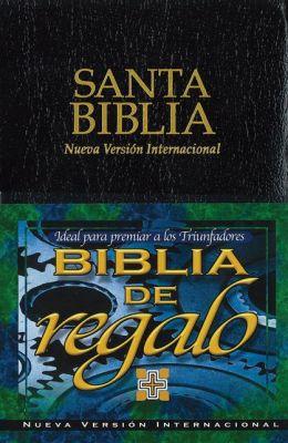 NVI Biblia de Premio y Regalo: Ideal para premiar a los Triunfadores