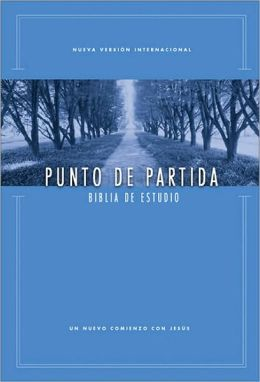 NVI Punto de Partida: A Study Bible for New and Recommitted Christians