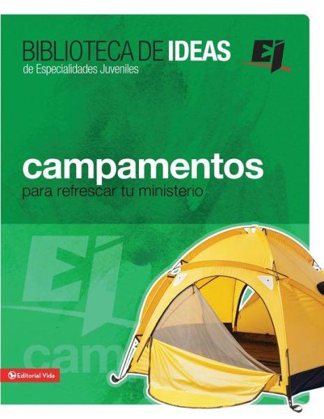 Free textbook downloads kindle Biblioteca de ideas: Campamentos, retiros, misiones e ideas de servicio by Youth Specialties in English ePub DJVU