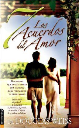 7 acuerdos del amor