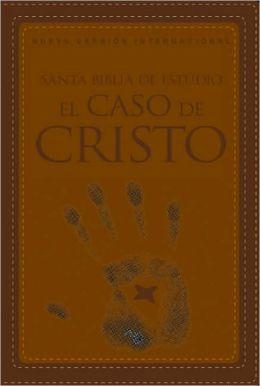 NVI Santa Biblia de estudio el caso de cristo, dos tonos italiano: Evidencia a favor de la historicidad de Jesus y la veracidad de la Biblia