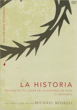 The Historia, Teen Edition Curriculo, DVD-ROM