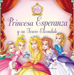 Princesa esperanza y su tesoro escondido