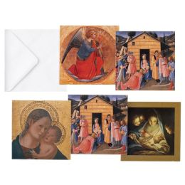 Master Folio Christmas Boxed Card