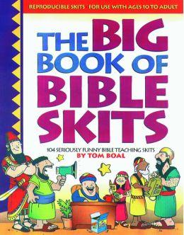 Big Book of Bible Skits