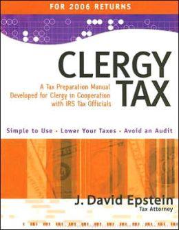 Clergy Tax 2006