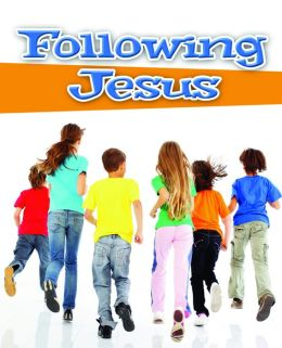 Following Jesus Discipleship Booklet/Package of 20