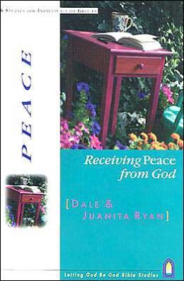 Receiving Peace from God