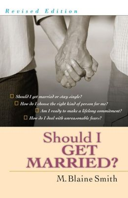 Should I Get Married?