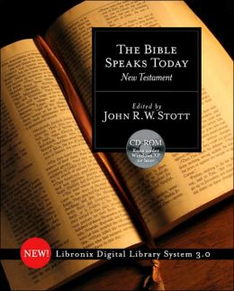 The Bible Speaks Today New Testament CD-ROM
