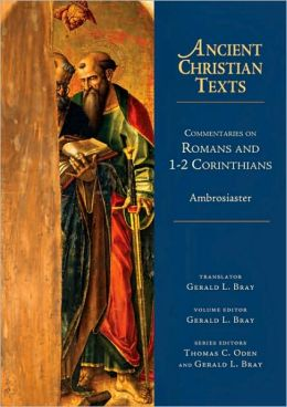 Commentaries on Romans and 1-2 Corinthians