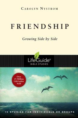 Friendship: Growing Side by Side