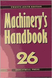 Machinery's Handbook, 26th Edition: Larger-Print Edition