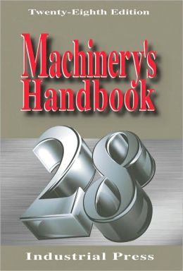 Machinery's Handbook 28th Edition Toolbox
