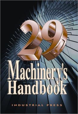 Machinery's Handbook, 29th Edition - CD And Large Print Edition Set